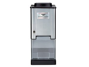 Waring 12-c. Professional Ice Crusher, Brushed Stainless.