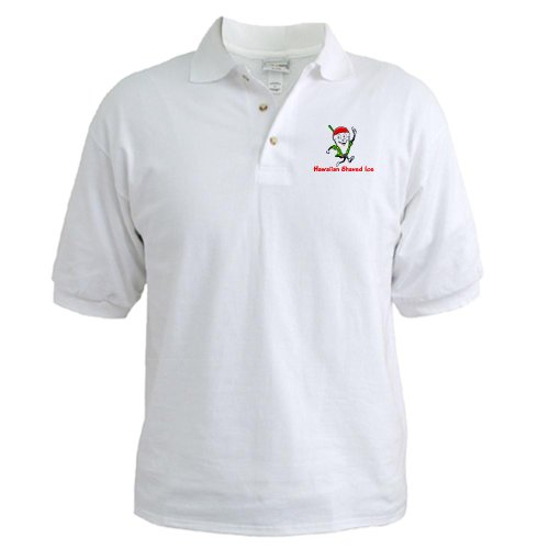 Shaved Ice Man - Hawaiian Golf Shirt by CafePress