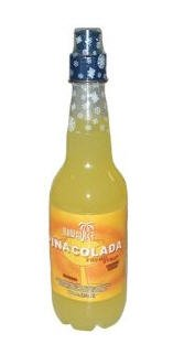 Back to Basics Pina Colada Syrup for Snow Cones, Slushies and Ice Pops
