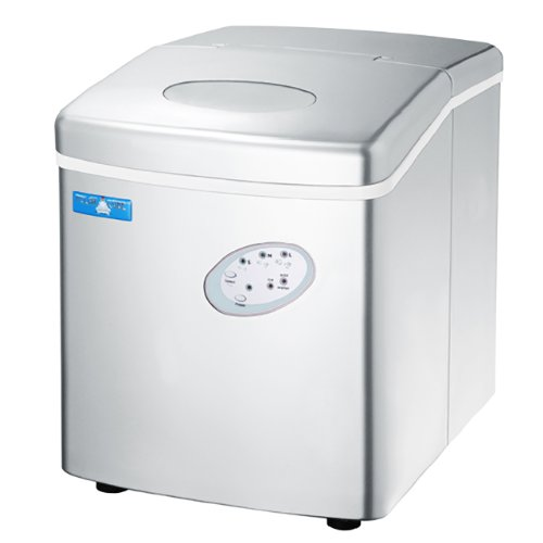 Great Northern Polar Cube Elite Stainless Steel Portable Ice Maker