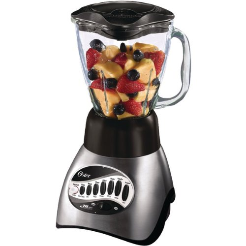 Oster 6812-027-000 16-Speed Blender With Glass Jar (Kitchen Appliances & Accessories / Home & Health Accessories)