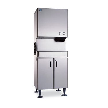 ... Hoshizaki is a self-contained combination ice machine and countertop